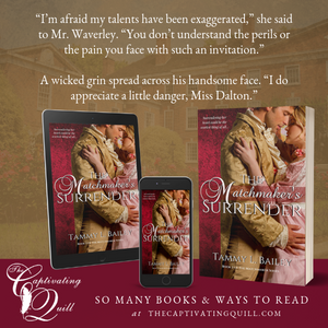 The Matchmaker's Surrender_Tammy L. Bailey