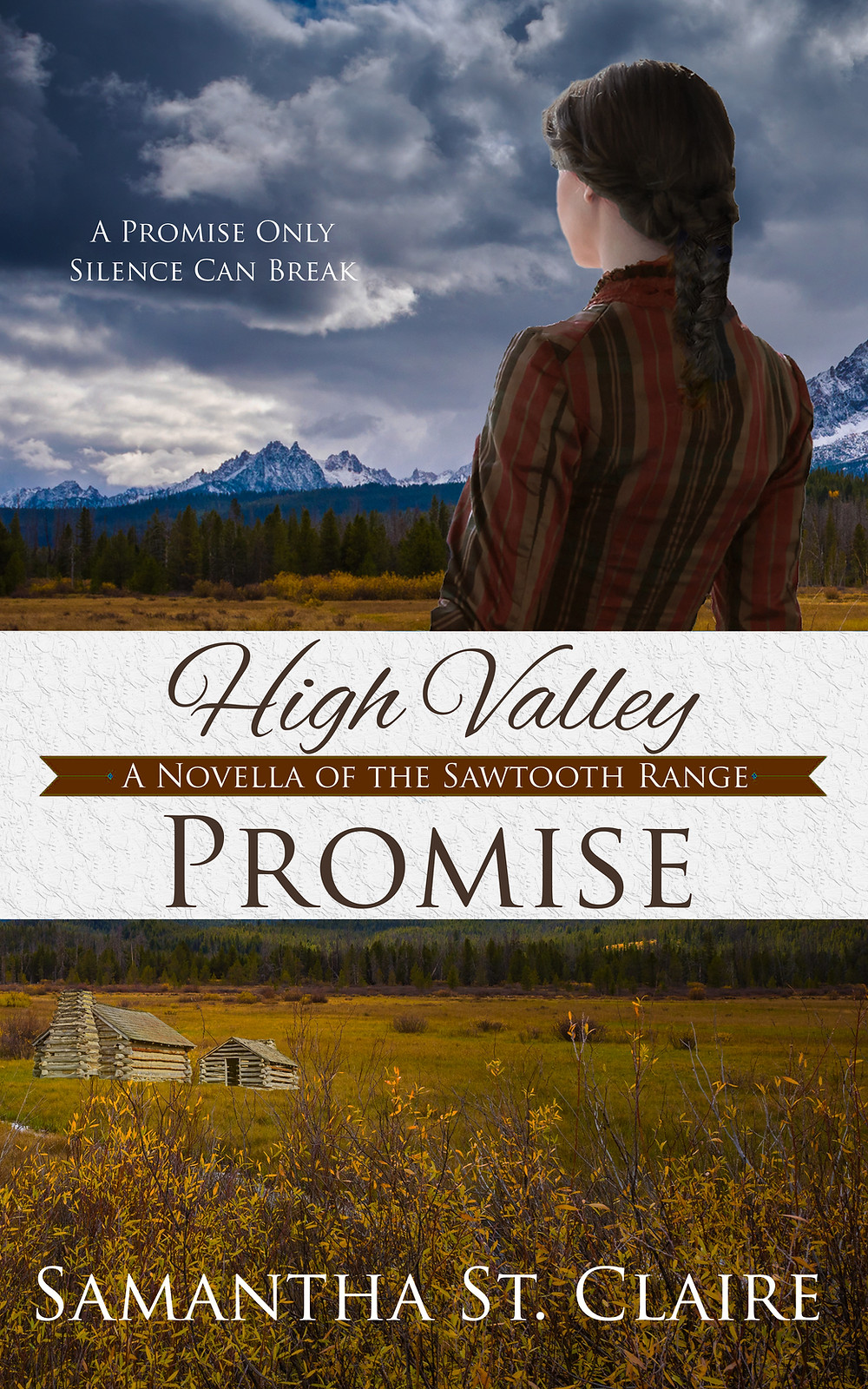 High Valley Promise by Samantha St. Claire
