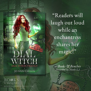DIAL WITCH by Jo-Ann Carson - A Reader's Opinion