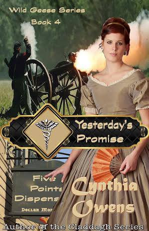 Yesterday's Promise by Cynthia Owens