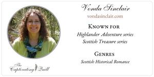 Author Vonda Sinclair