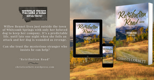 """Retribution Road"" by Christi Corbett"