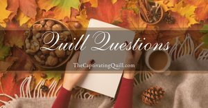 Writing Kryptonite and Literary Pilgrimages at The Captivating Quill