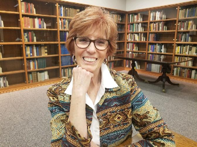 Author Linda Broday