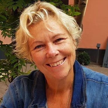 Author Anna Belfrage