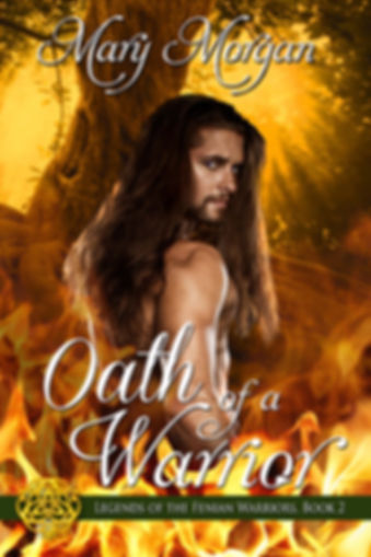 Oat of a Warrior by Mary Morgan