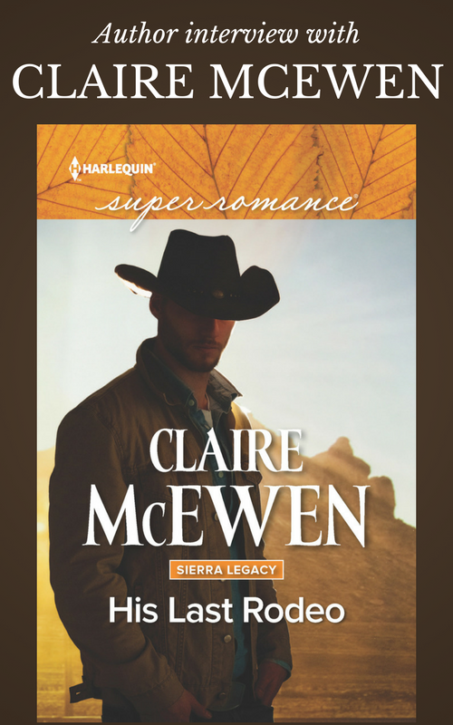 Interview with author Claire McEwen