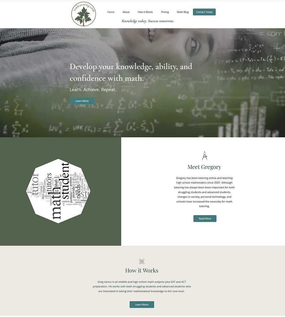 IanLearning - Online Math Tutor