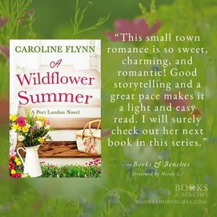 A WILDFLOWER SUMMER by Caroline Flynn - A Reader's Opinion