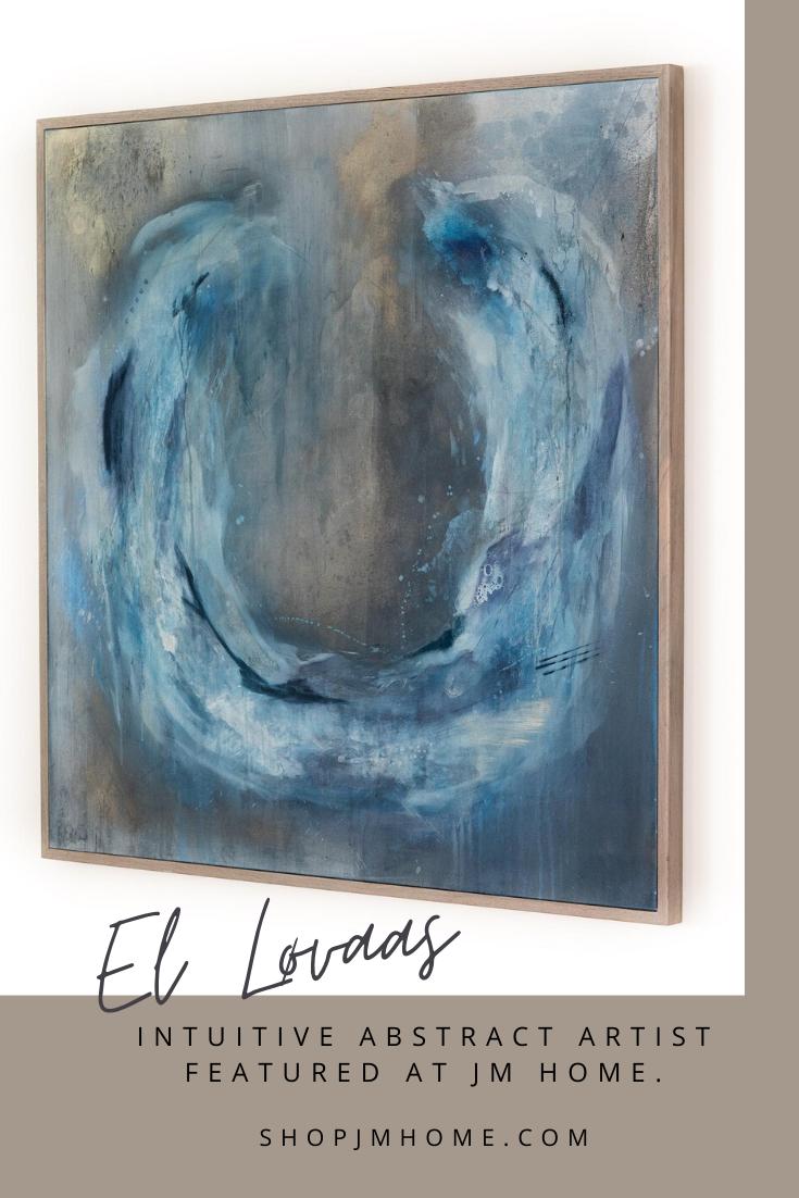 El Lovaas Art at JM Home - shopjmhome.com