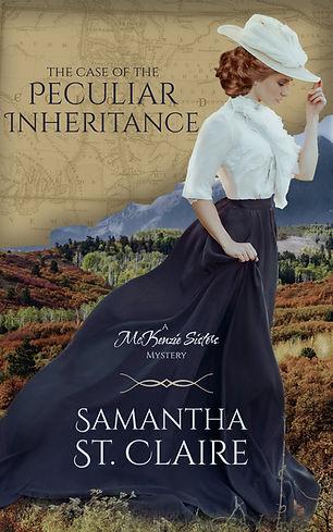 The Case of the Peculiar Inheritance_Sam