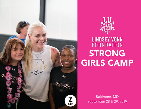 LVF Baltimore Strong Girls - 2019 Survey