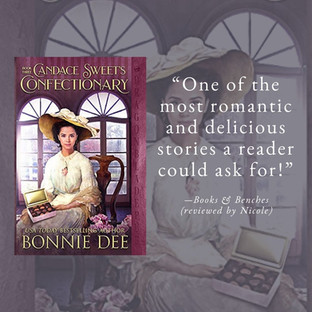 CANDACE SWEET'S CONFECTIONARY by Bonnie Dee - A Reader's Opinion