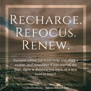 The Laws of Self Renewal ~ #UpbeatAuthors