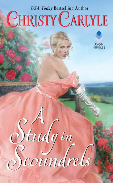 Author Interview: A STUDY IN SCOUNDRELS by Christy Carlyle