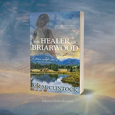 Coming Soon - The Healer of Briarwood + Audiobook Giveaway