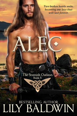 A Reader's Opinion: ALEC, A SCOTTISH OUTLAW by Lily Baldwin