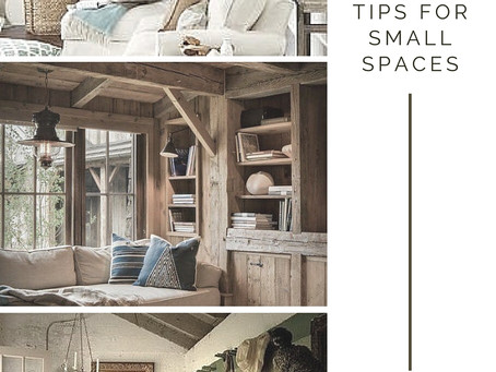 Small Spaces, Big Ideas
