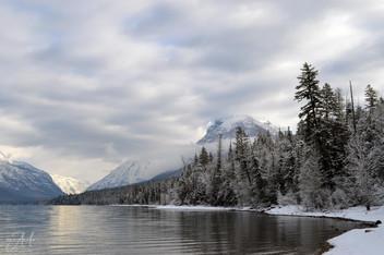 A Walk in Glacier National Park