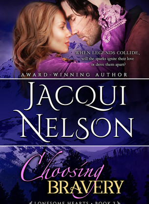 A Reader's Opinion: CHOOSING BRAVERY by Jacqui Nelson