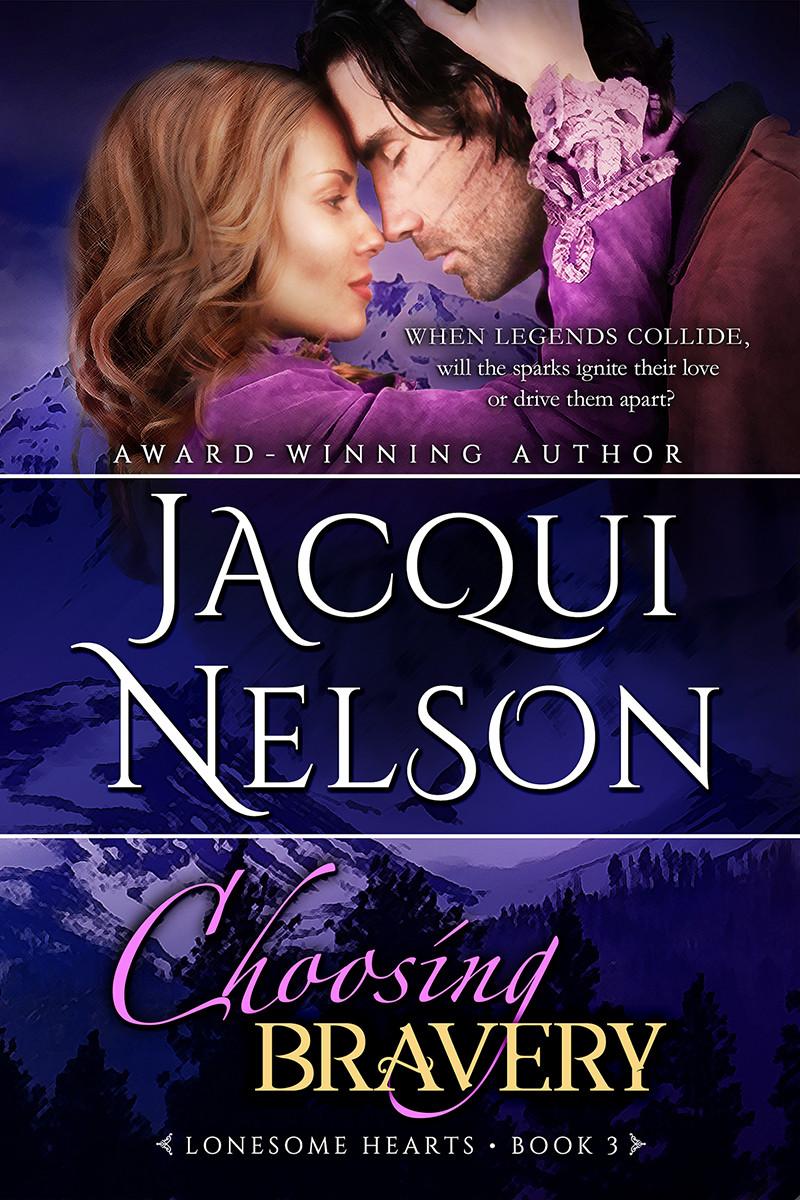 CHOOSING BRAVERY by Jacqui Nelson