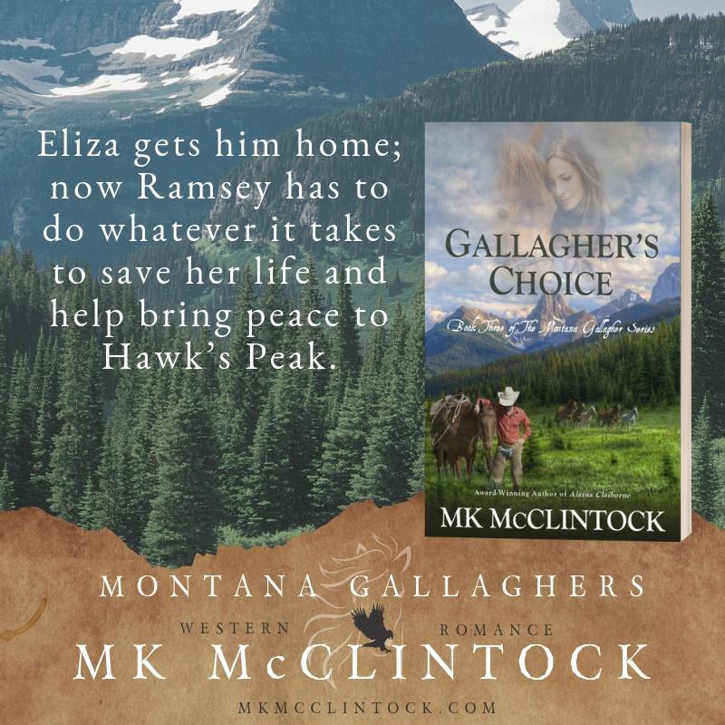 GALLAGHER'S CHOICE_MK McClintock