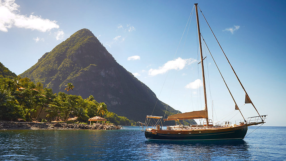 Sugar Beach Viceroy Resort St. Lucia ©Jennifer Michele, SAGE Interior Design