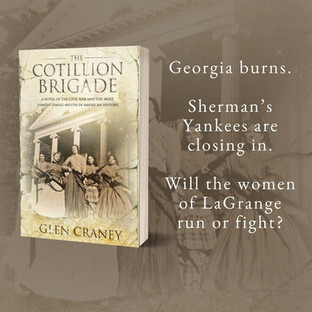 """""""Outstanding"""" - THE COTILLION BRIGADE by Glen Craney"""