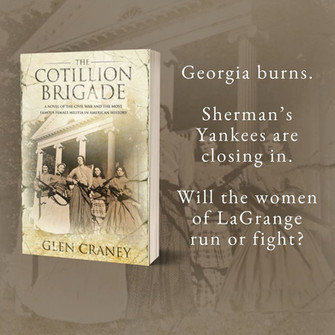 """Outstanding"" - THE COTILLION BRIGADE by Glen Craney"