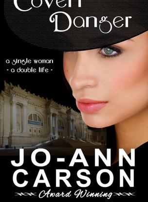 A Reader's Opinion: COVERT DANGER by Jo-Ann Carson
