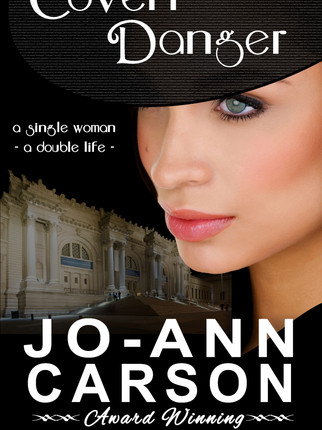A Reader's Opinion: COVERT DANGER by Jo-Ann Carson