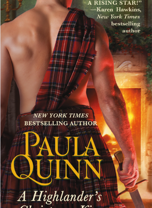 Love for Highlands and Historical Romance with Paula Quinn