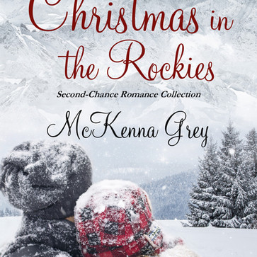Cover Reveal: Christmas in the Rockies