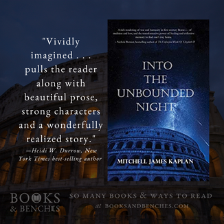 """""""Vividly Imagined"""" - Into the Unbounded Night by Mitchell James Kaplan - Interview"""