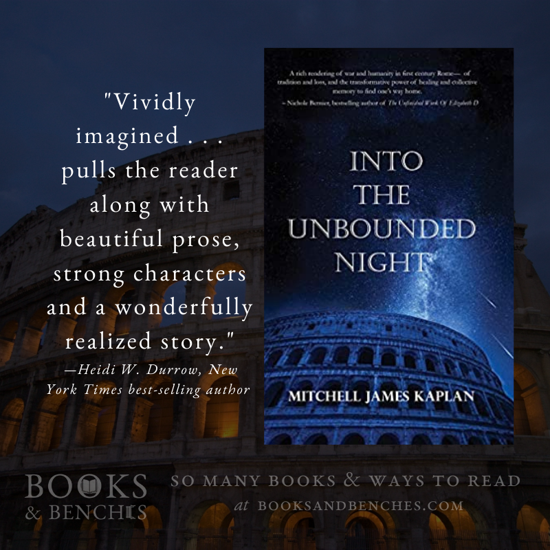 Into the Unbounded Night by Mitchell James Kaplan - Blog Tour