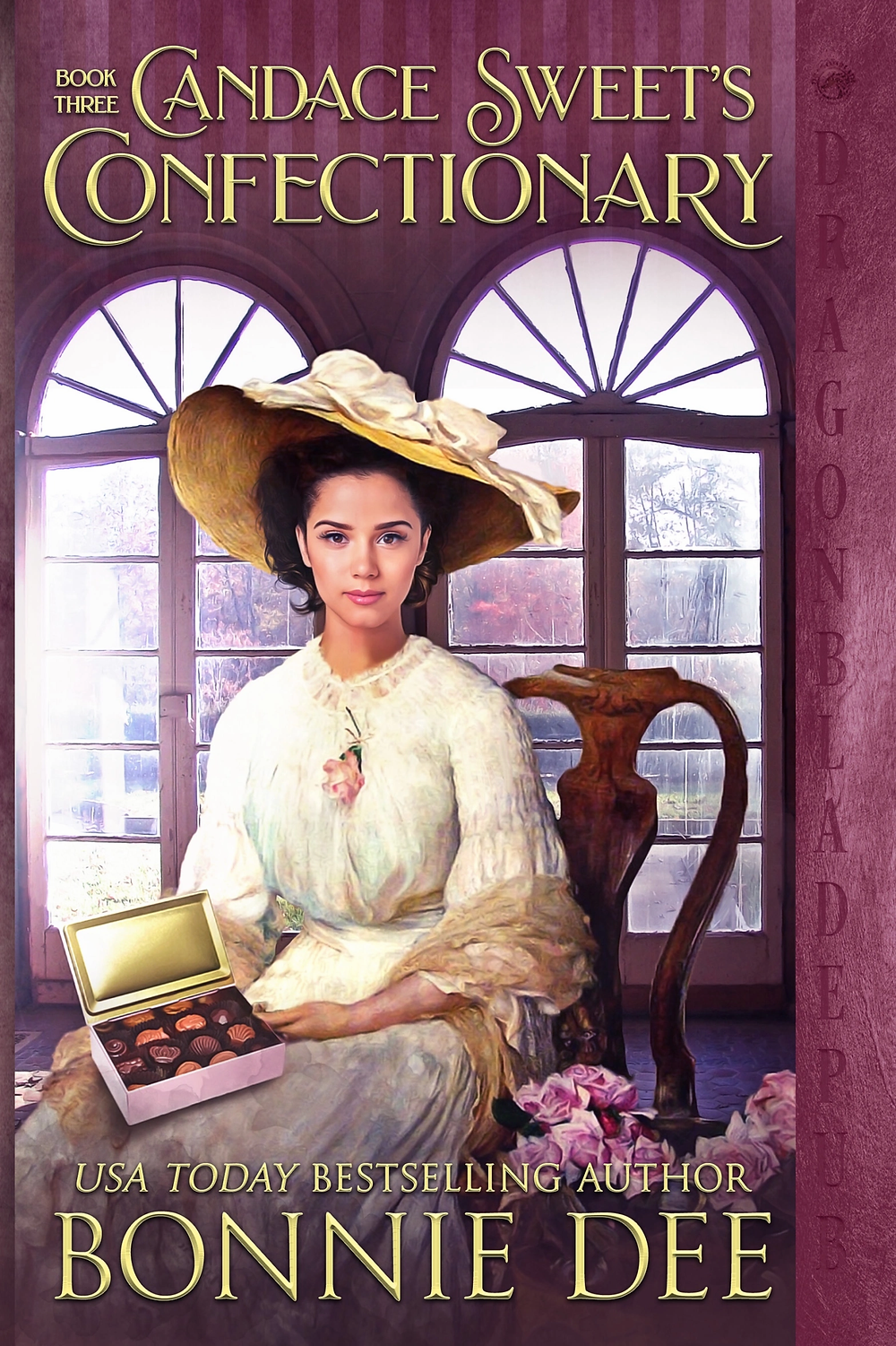CANDACE SWEET'S CONFECTIONARY by Bonnie Dee