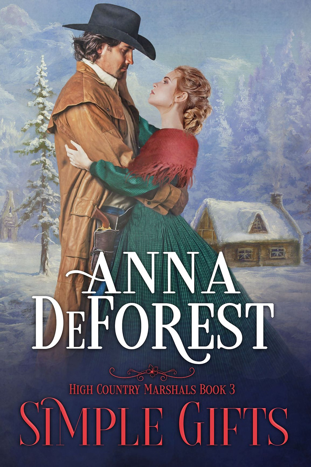 Simple Gifts by Anna DeForest