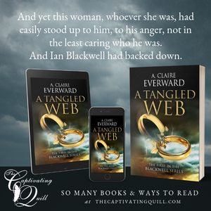 Excerpt from TANGLED WEB by A. Claire Everward