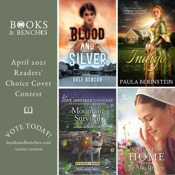 Cover Contest Voting is Open - April 2021