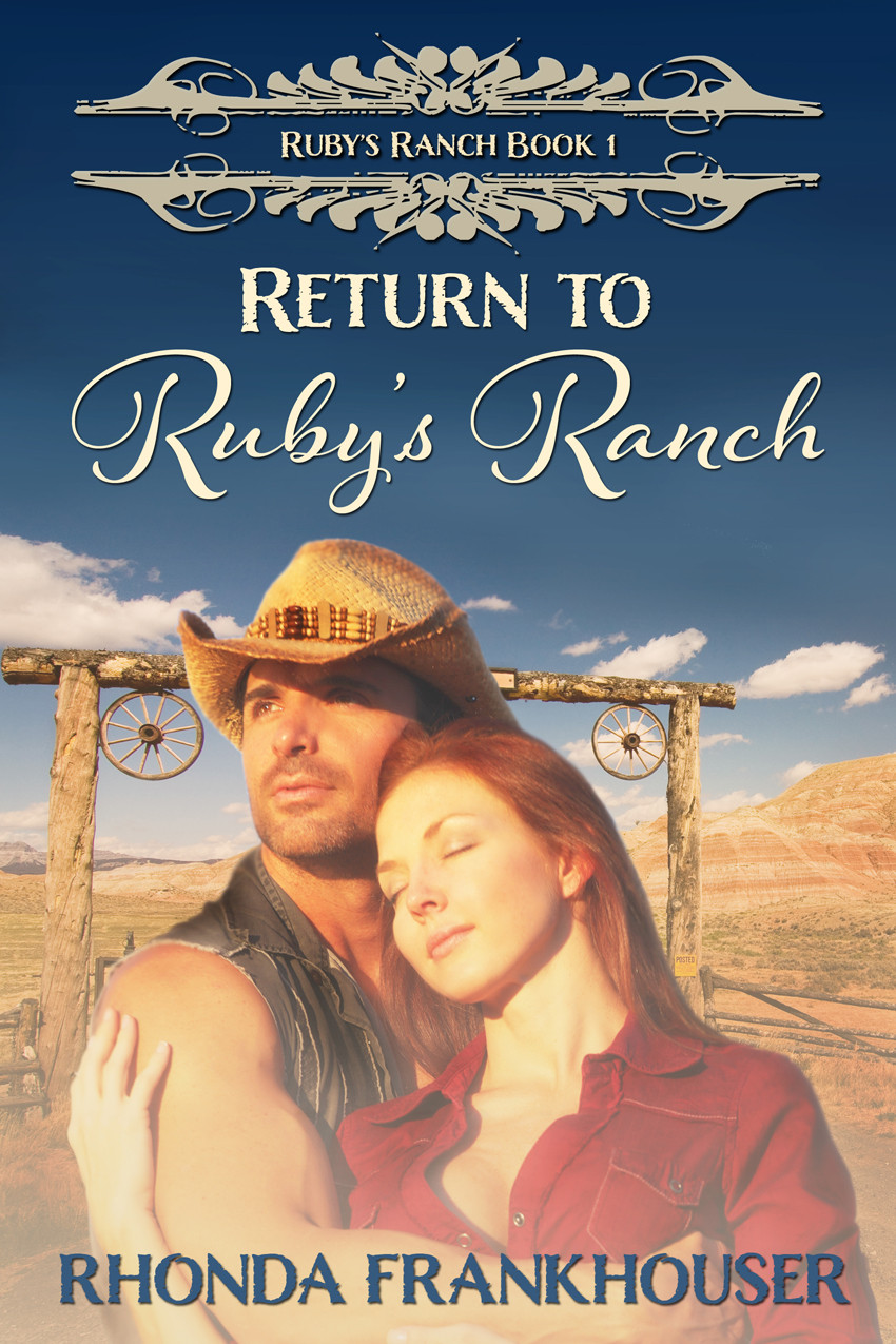 RETURN TO RUBY'S RANCH by Rhonda Frankhouser
