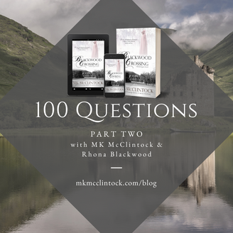 100 Questions, Part Two with MK and Rhona