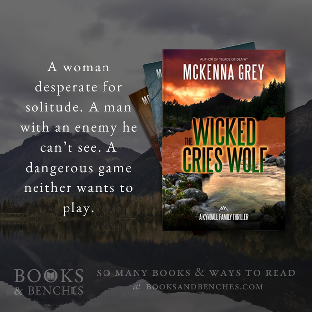 """""""Holy Smokes"""" - The Wicked Cries Wolf by McKenna Grey - Excerpt"""