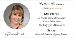 Author Collette Cameron
