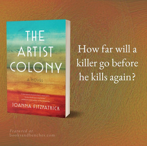 THE ARTIST COLONY by Joanna Fitzpatrick - Interview