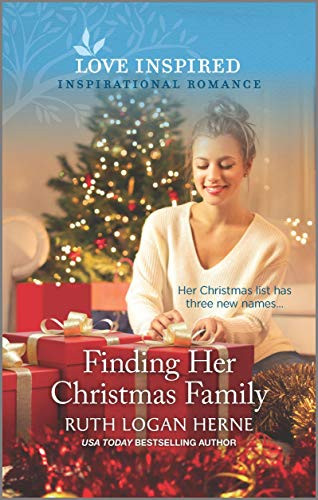 Reading Room: Finding Her Christmas Family by Ruth Logan Herne