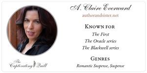 Author A. Claire Everward