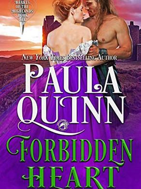 New Release - FORBIDDEN HEART by Paula Quinn