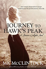 Journey to Hawks Peak by MK McClintock_w