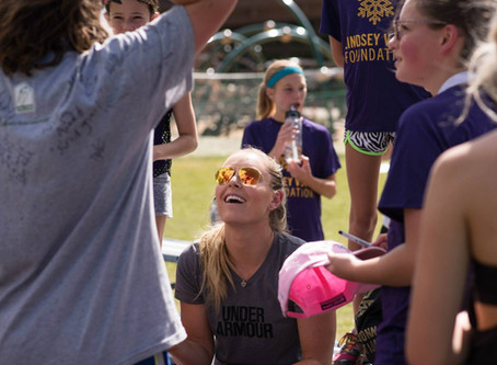 The Lindsey Vonn Foundation Summer Camp at Vail Mountain School