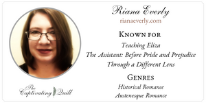 Author Riana Everly